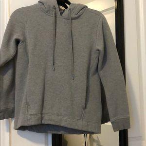 Grey Lululemon hoodie